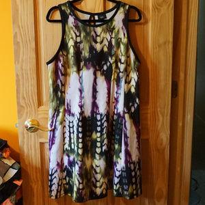 Massimo Sleeveless Dress *New to Closet*